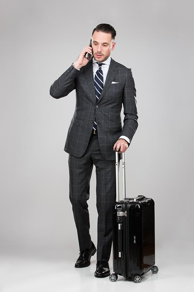 rolling carry-on best luggage travel bags for men