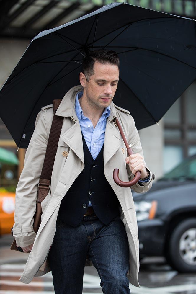 shoes for rain men
