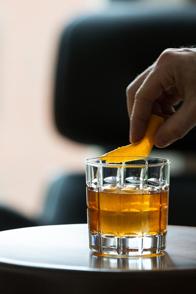 improved whiskey cocktail recipe