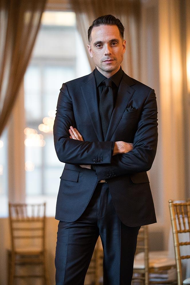 dark-navy-suit-black-shirt-black-tie-alternate-creative-black-tie-dress-code-outfit-ideas-1