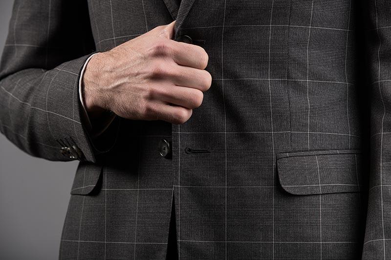flap-pocket-suit-jacket-style-grey-windowpane-plaid-suit-1