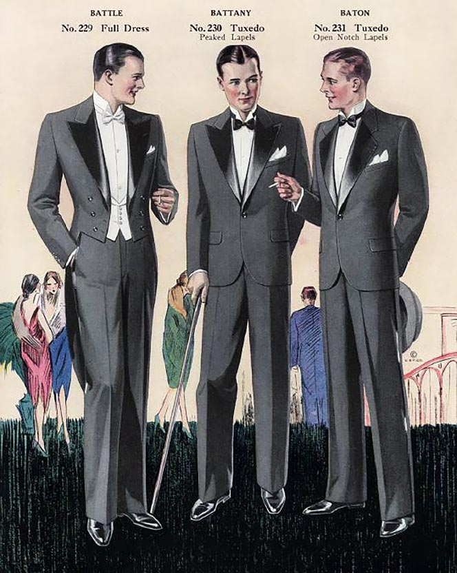 Image result for ad 1920s mens suits