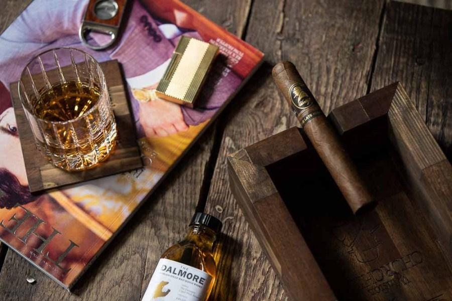 davidoff winston churchill late hour cigar review