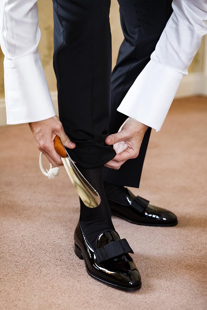 wedding day look steven elliott