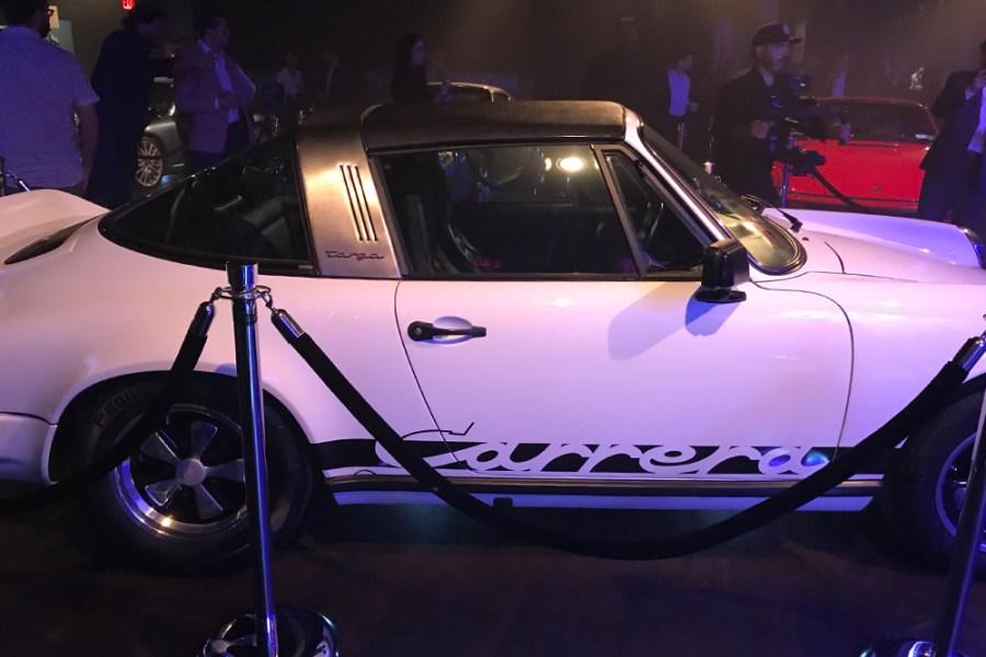 porsche 911 rolling stone experience