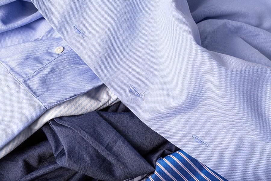dress shirt disposal