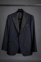 Midnight Navy Blue Tuxedo
