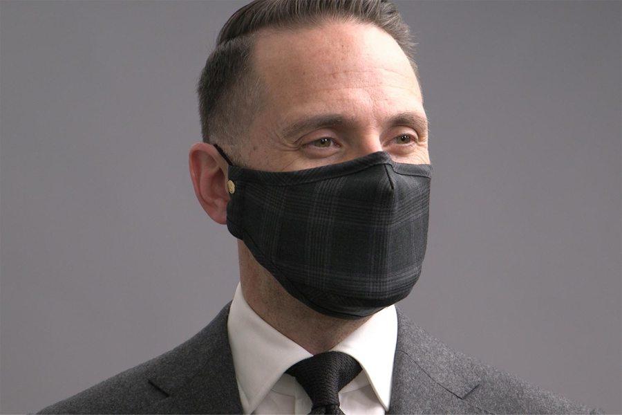 stylish face mask