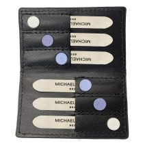 """2 7/8"""" 3-Pack Metal Collar Stays with Magnets"""