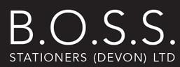 BOSS Stationers Logo