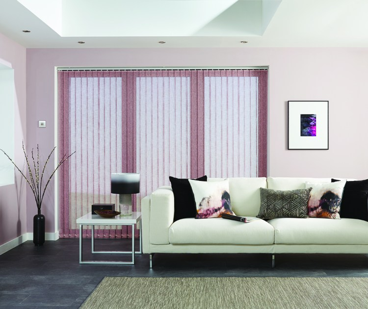 lounge generic vertical blind
