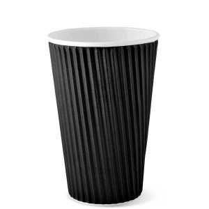 12oz takeaway coffee cup