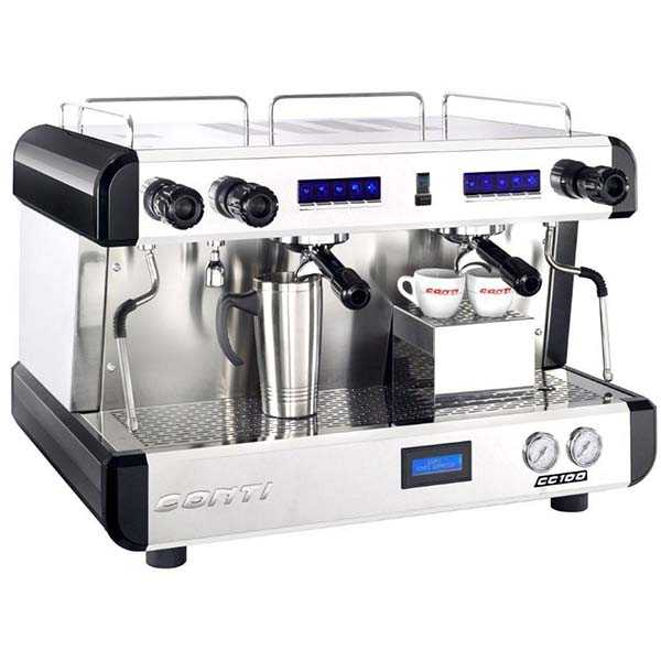 Conti CC100 restaurant coffee machine