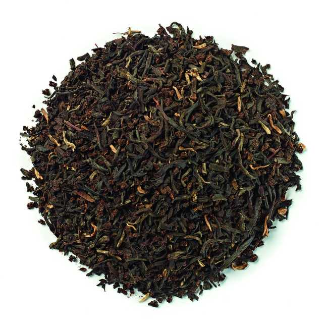 English Breakfast Loose Tea leaf