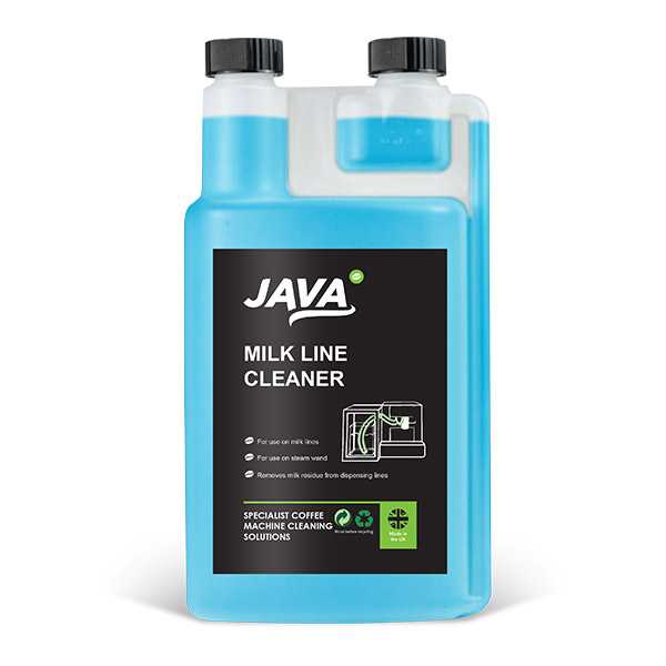 Java Milk Line Cleaner