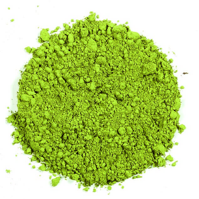 Novus Matcha loose leaf tea