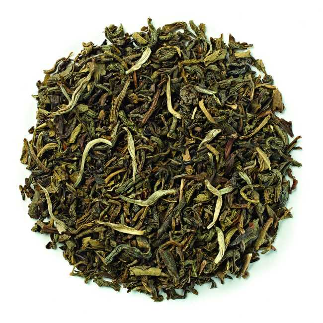 Organic Jasmine Loose Tea Leaf