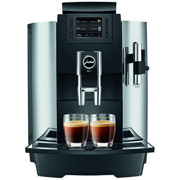 Jura WE8 coffee machine