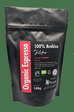Organic Filter 180g 375 x 250