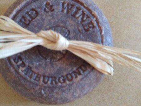 Bed & Wine Barriqueseife aus bio Wein Spätburgunder Weingut Eisele
