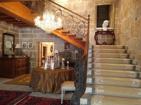 Alvarinho Weintour Rias Baixas Galicien Pazo Senorans Sommeliere Isabel Gil Bed & Wine in Hessigheim Weinproben