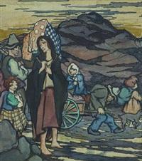 michael-macliammoir-gypsies-on-the-road