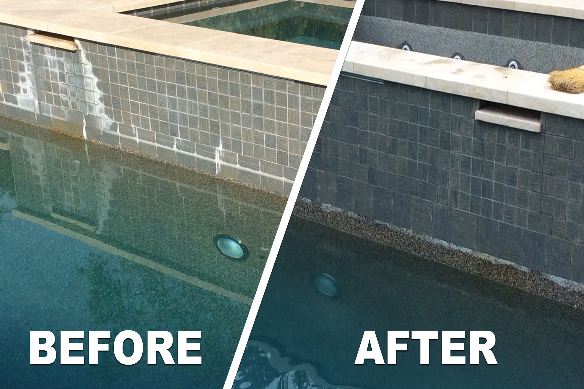 swimming pool tile cleaning hess tile