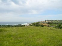 Glimpses of the Indian Ocean from the N2