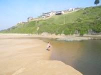 Fishing in the Fafa River