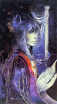 High Priestess Susan Seddon Boulet