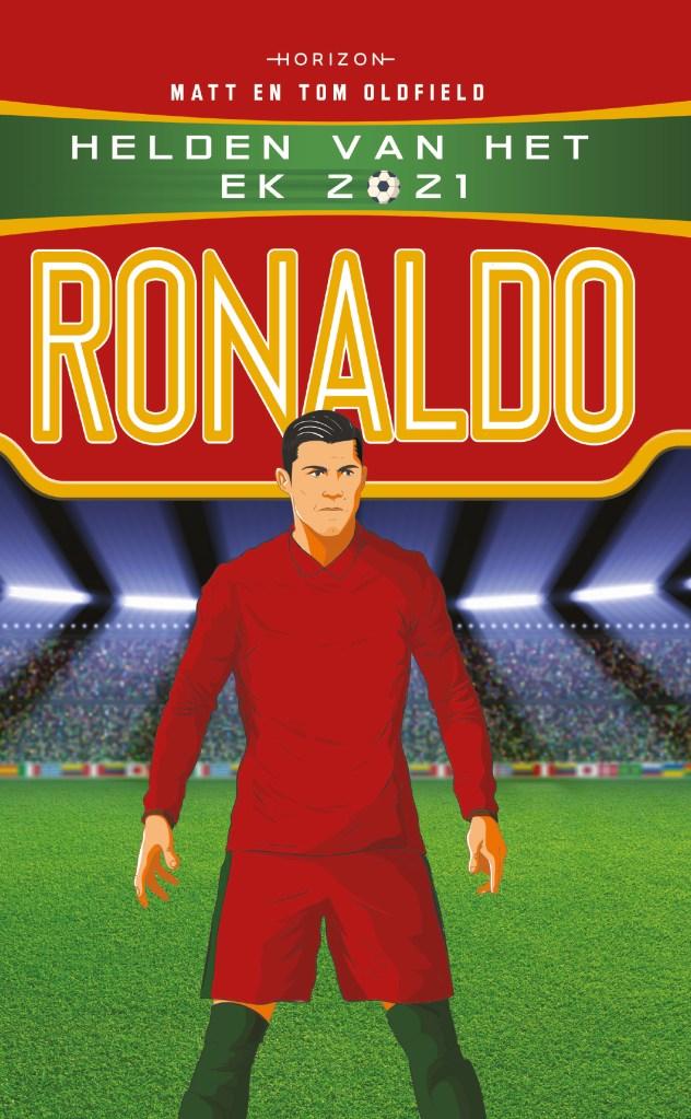 Helden van het EK   Ronaldo