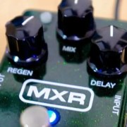 MXR Carbon Copy Analog Delay レビュー!