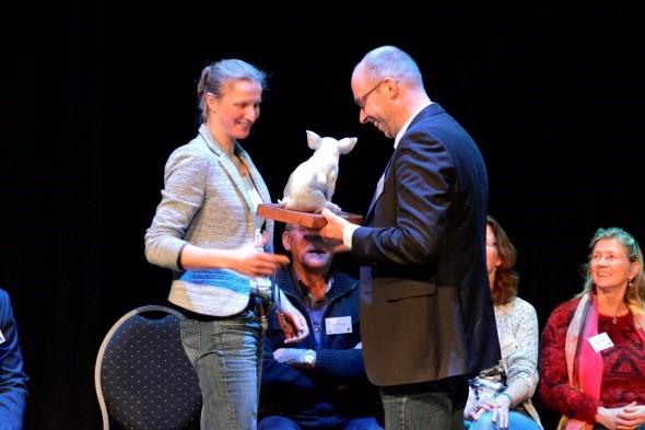 Ervaring van Nieske Neimeijer over het beste idee van varkensland 2016