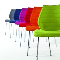 Kartell Maui Soft stoel design Vico Magistretti