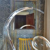 Kartell Taj LED bureaulamp helder kristal