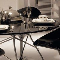 Kartell Glossy tafel design Antonio Citterio