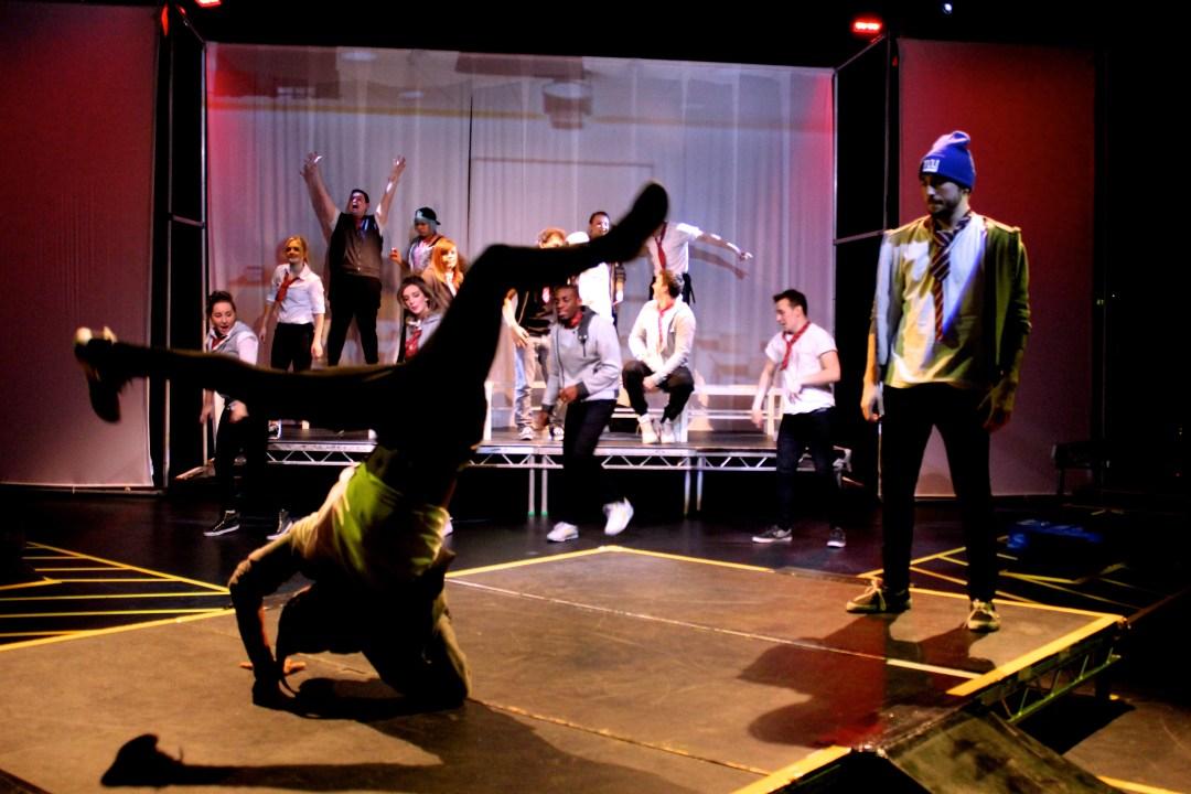 Heterophobia Breakdancers
