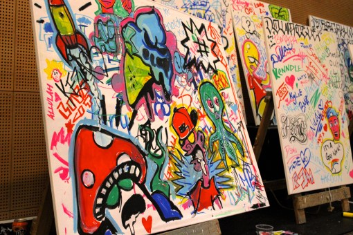 Heterophobia Graffitti