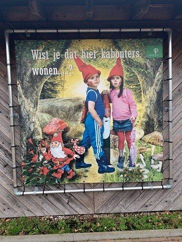 Het Gezinsleven - Uitstapjes - Natuur in Noord-Brabant - Speelbossen in Noord-Brabant - Nationaal Park De Groote Peel - Kabouterpad