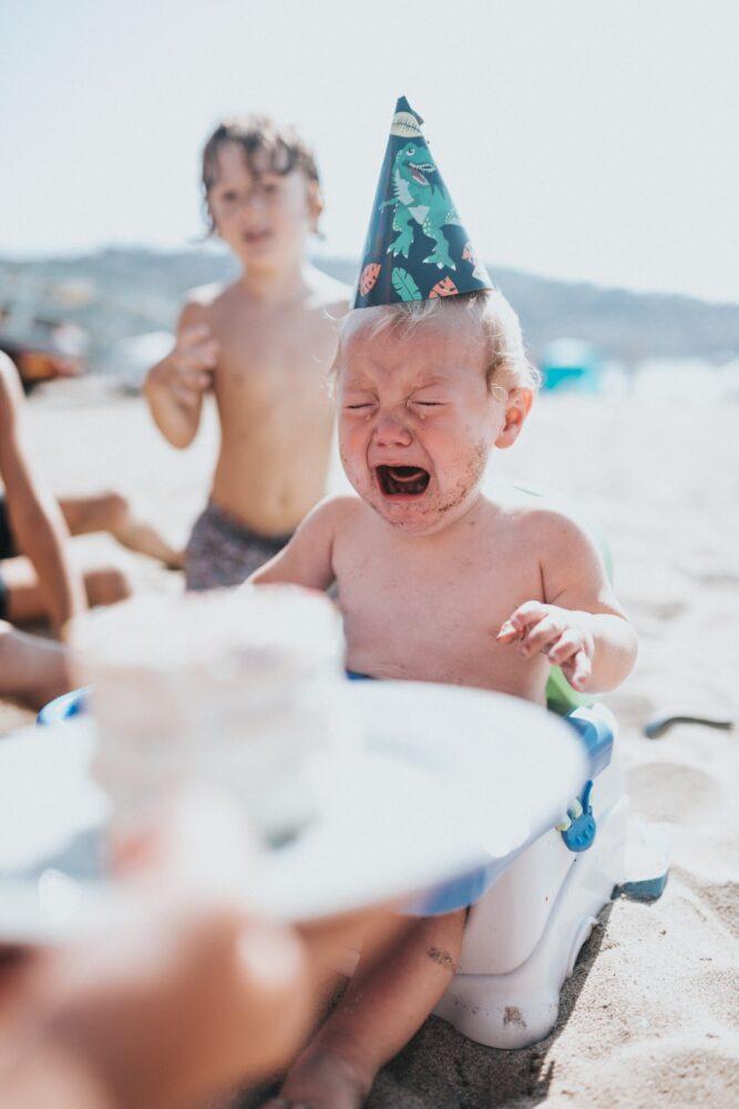 Het Gezinsleven - Moeder & kind - Kinderen 1-4 jaar - 10 dingen die we van onze kinderen kunnen leren - schreeuwende peuter