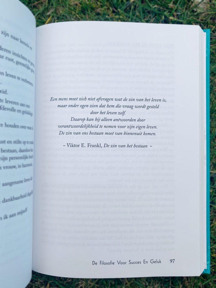 Het Gezinsleven - Lifestyle - Hobby's - Persoonlijke ontwikkeling, boeken top 5 - Quote uit het boek Master your Mindset