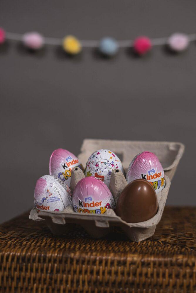 Het Gezinsleven - Gezinsactiviteiten - Creatief - Pasen 2021: Organiseer je eigen Paascompetitie! - Kinder surprise eieren