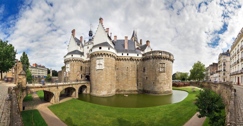 Het Gezinsleven - Vakanties - Stedentrips - De mooiste bezienswaardigheden van Nantes - Château des ducs de Bretagne
