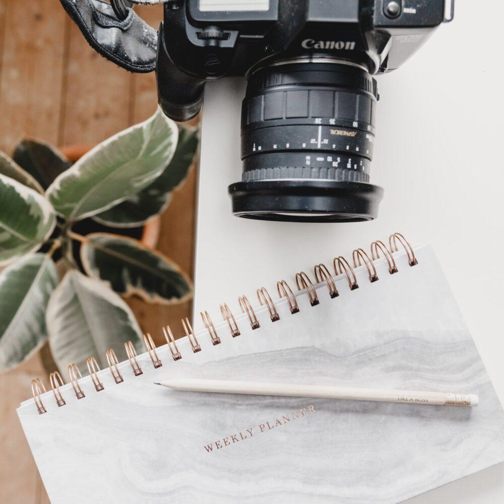 Het Gezinsleven - Lifestyle - Mindset - Een weekplanning maken, hoe doe je dat? Onze 13 tips! - Weekplanner