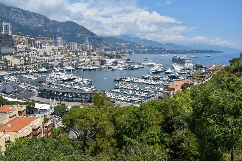 Het Gezinsleven - Vakantie - Autovakantie - Vakantie in de Côte d'Azur, beter wordt het niet! - Monaco, de haven