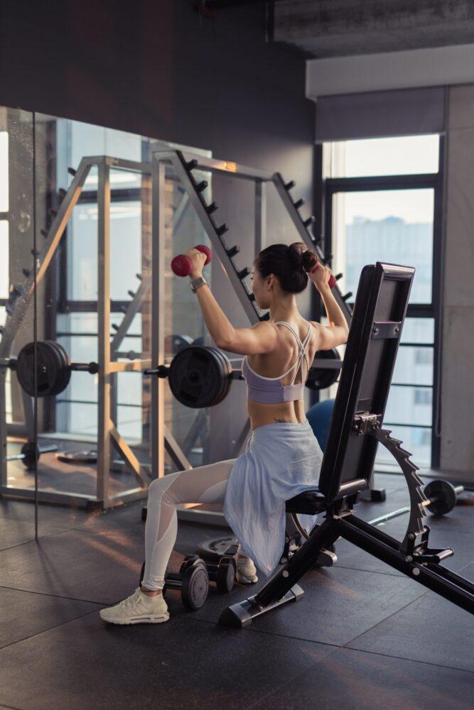 Het Gezinsleven - Lifestyle - Mindset - Hoe overleef ik: een mindere dag - Sportschool