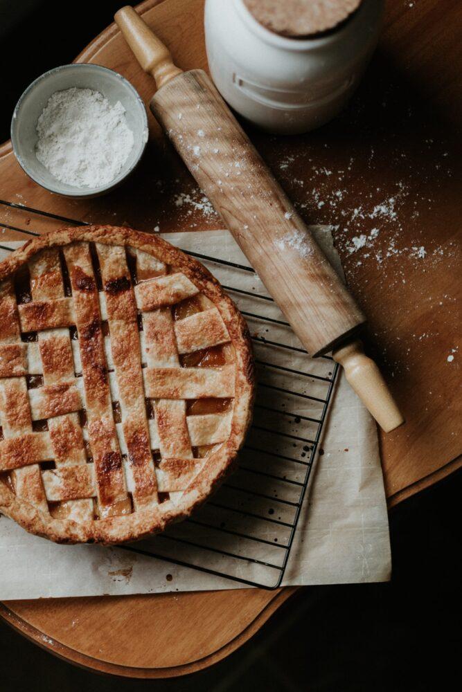 Het Gezinsleven - Lifestyle - Huishouden - Altijd een lekkere geur in huis, zo doe je dat! - Vers gebakken appeltaart