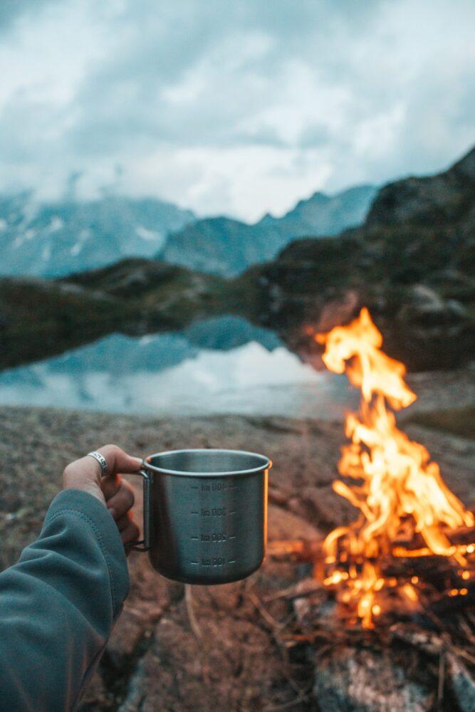 Het Gezinsleven - Lifestyle - Mindset - Bucketlist voor koppels - Kop koffie in de ochtend