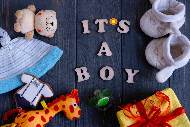 Het Gezinsleven - Moeder en Kind - Baby - 35 geboortewensen, feliciteren geboorte zoon! - It's a boy!