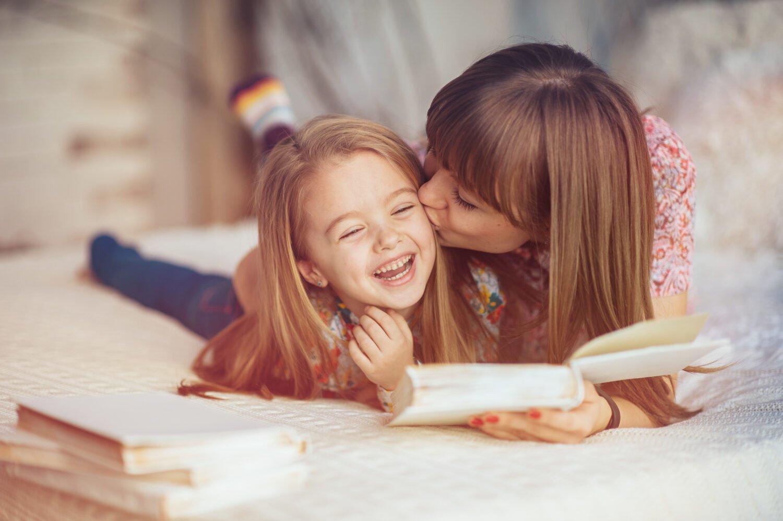 Het Gezinsleven - Moeder en Kind - Kinderen 1-4 jaar - De woordenschat vergroten van jouw kind, zo doe je dat! - Voorlezen
